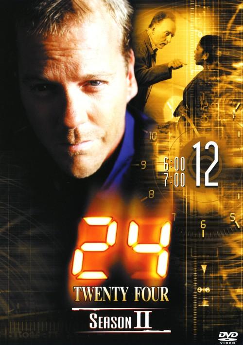 【中古】12.24 TWENTY FOUR 2nd (完) 【DVD】/キーファー・サザーランド