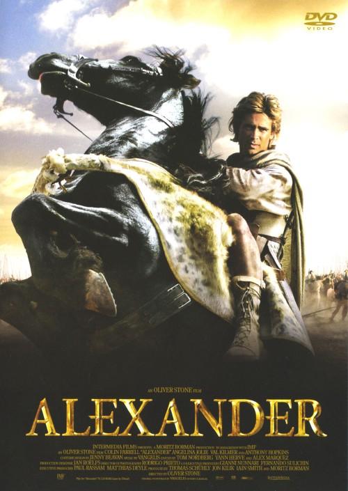 【中古】アレキサンダー 【DVD】/コリン・ファレル