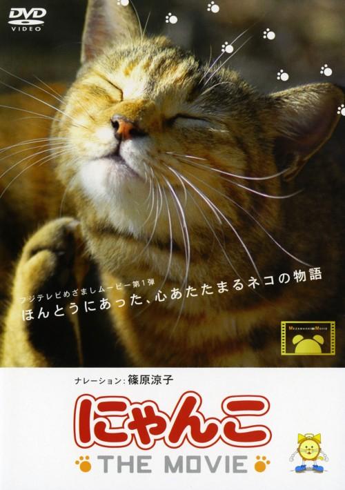 【中古】にゃんこ THE MOVIE 【DVD】/篠原涼子