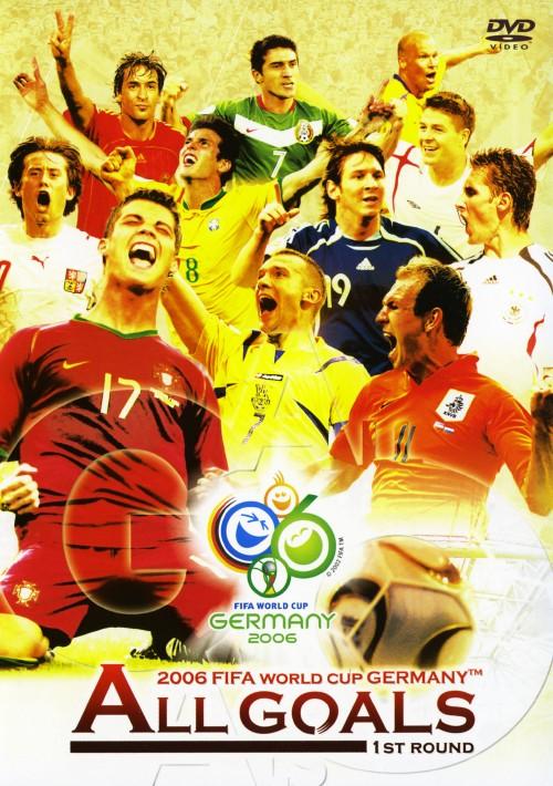 【中古】2006FIFAワールドカップドイツ オール…グループリーグ編 【DVD】