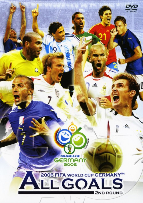 【中古】2006FIFA ワールドカップドイツ…決勝トーナメント編 【DVD】