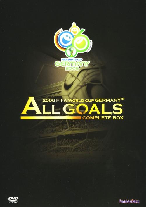 【中古】2006FIFA ワールドカップドイツ オールコ…コンプリートBOX 【DVD】