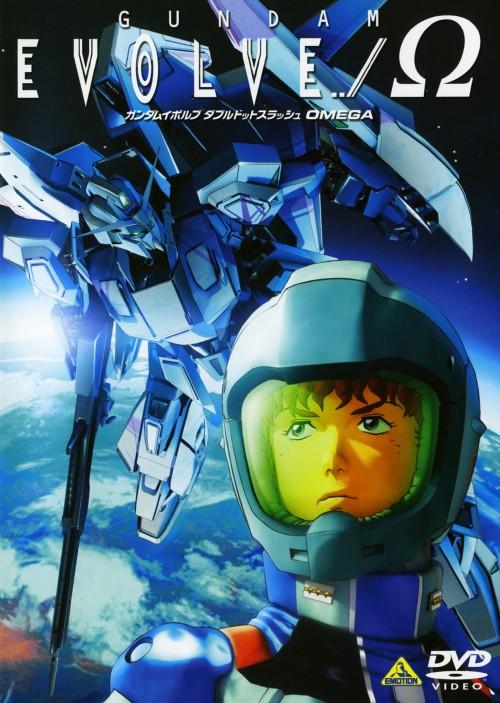 【中古】GUNDAM EVOLVE../Ω 【DVD】/古谷徹
