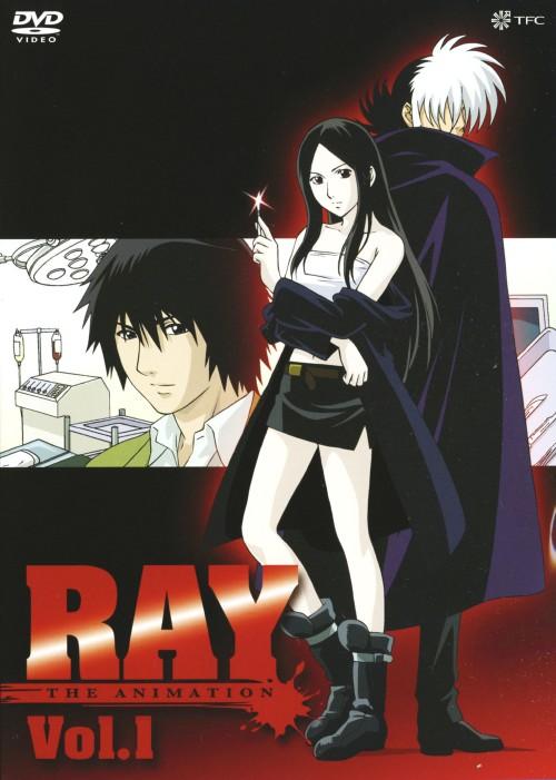 【中古】1.RAY THE ANIMATION 【DVD】/野川さくら