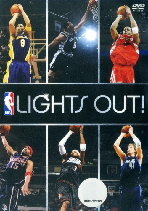 【中古】NBA:ライト・アウト! 特別版 【DVD】