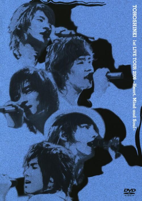 【中古】東方神起/1st LIVE TOUR 2006〜Heart… 【DVD】/東方神起