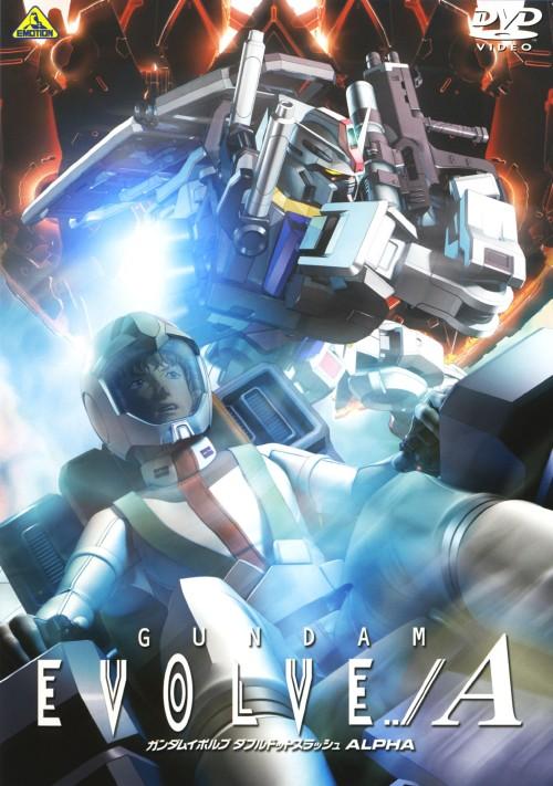 【中古】GUNDAM EVOLVE../Α (完) 【DVD】/古谷徹