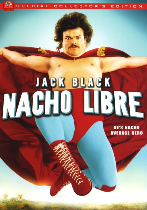 【中古】ナチョ・リブレ 覆面の神様 SP・コレクターズ・ED 【DVD】/ジャック・ブラック