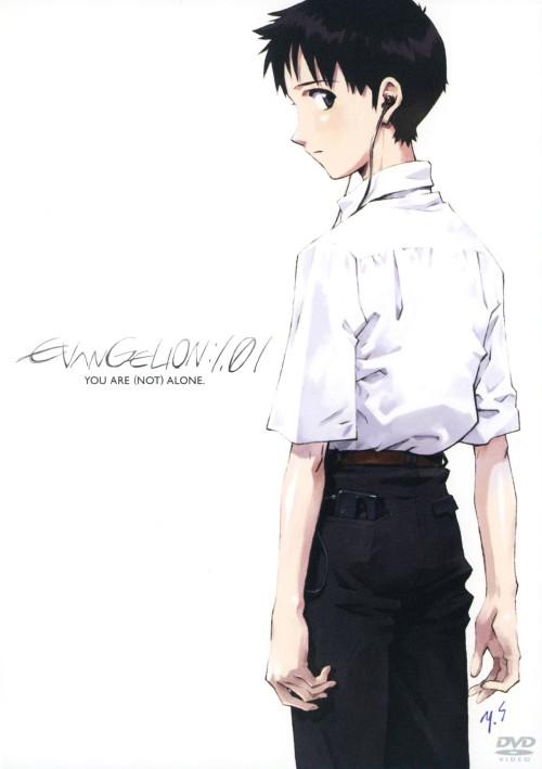 【中古】ヱヴァンゲリヲン新劇場版:序 【DVD】/緒方恵美