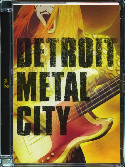 【中古】2.デトロイト・メタル・シティ 【DVD】/うえだゆうじ