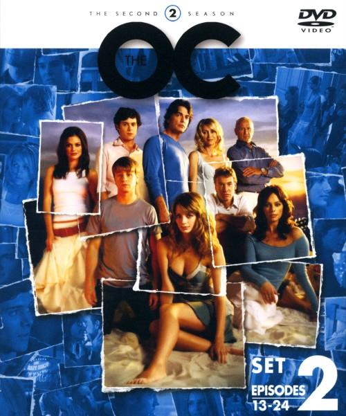 【中古】2.The OC 2nd セット (完) 【DVD】/ミーシャ・バートン