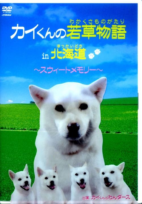 【中古】カイくんの若草物語in北海道 スウィートメモリー 【DVD】