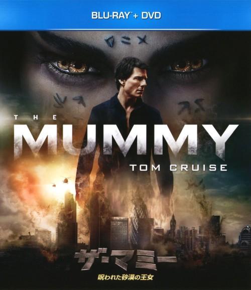 【中古】ザ・マミー/呪われた砂漠の王女 BD+DVDセット 【ブルーレイ】/トム・クルーズ