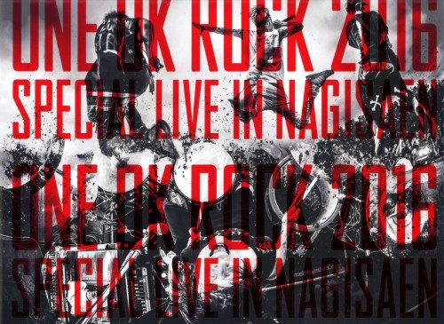 【中古】ONE OK ROCK 2016 SP LIVE IN NAGISAEN 【ブルーレイ】/ONE OK ROCK