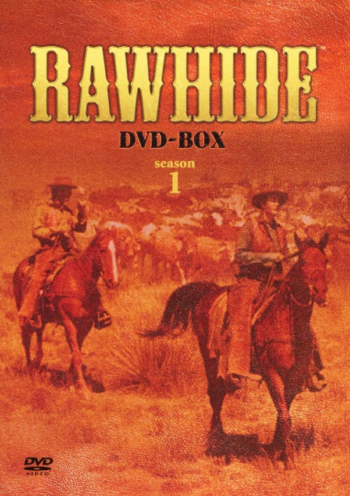 【中古】ローハイド 1st BOX 【DVD】/クリント・イーストウッド