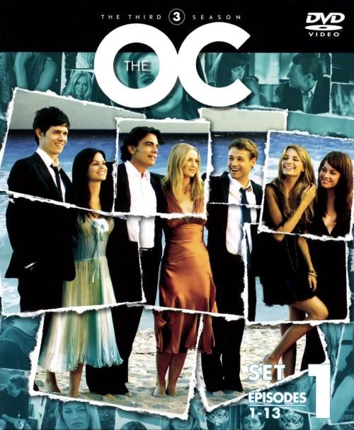 【中古】1.The OC 3rd セット 【DVD】/ミーシャ・バートン