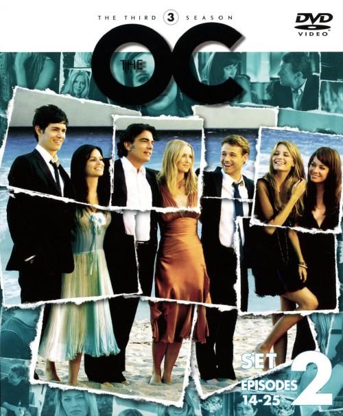 【中古】2.The OC 3rd セット (完) 【DVD】/ミーシャ・バートン