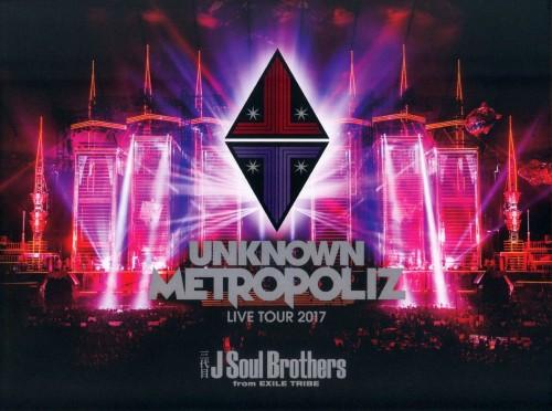 【新品】初限)三代目 J Soul B… LIVE TOUR 2017… 【ブルーレイ】/三代目 J Soul Brothers