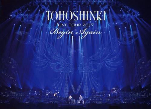 【新品】初限)東方神起 LIVE TOUR 2017 Begin Ag… 【DVD】/東方神起