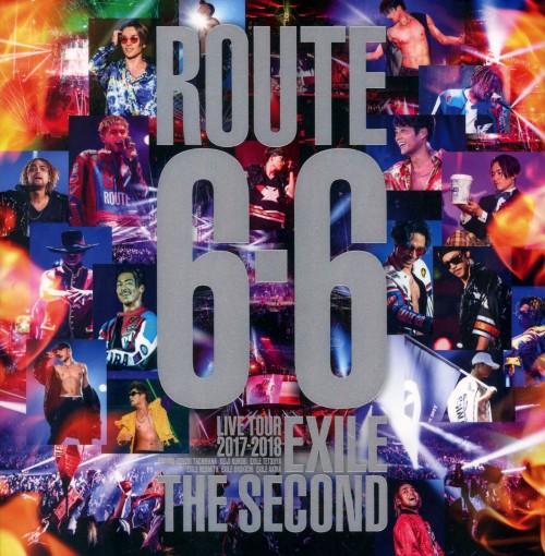 【新品】EXILE THE SECOND LIVE…2017-2018… 【ブルーレイ】/EXILE THE SECOND