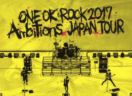 【中古】ONE OK ROCK 2017 Ambitions JAPAN TOUR 【DVD】/ONE OK ROCK