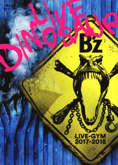 【中古】B'z LIVE-GYM 2017-2018LIVE DINOSAUR 【ブルーレイ】/B'z