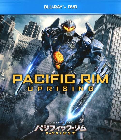 【中古】パシフィック・リム:アップライジング BD+DVDセット 【ブルーレイ】/ジョン・ボイエガ