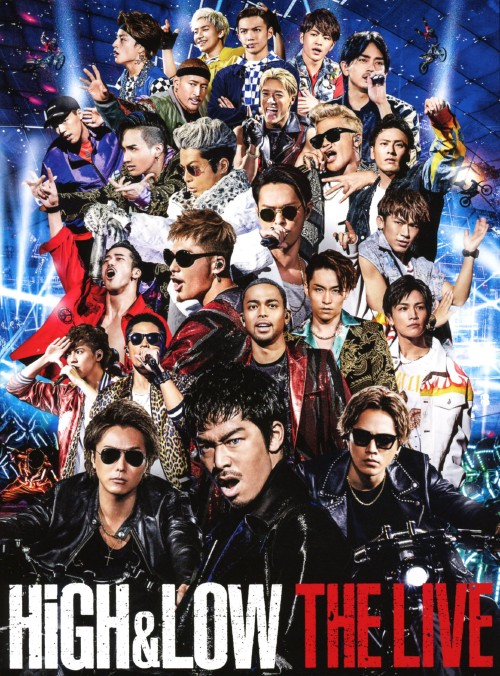 【新品】初限)HiGH & LOW THE LIVE 【DVD】