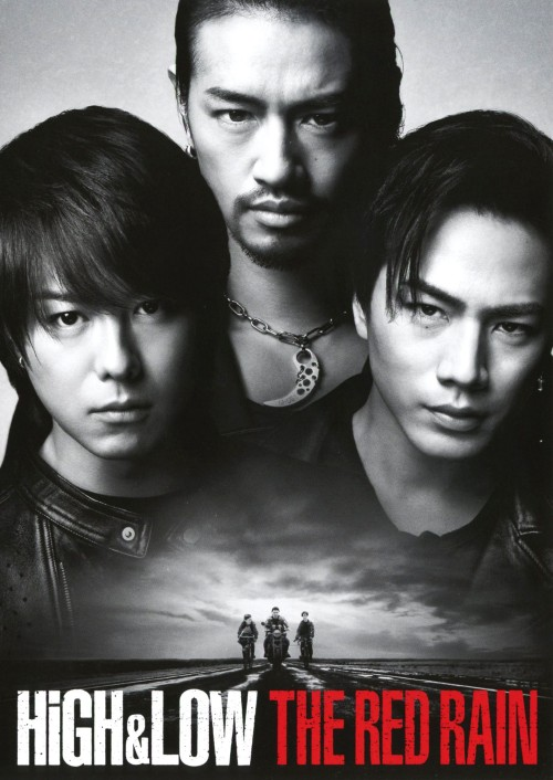 【新品】HiGH & LOW THE RED RAIN (劇) 【DVD】/TAKAHIRO
