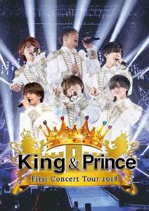 【中古】King & Prince First Concert Tour 2018 【ブルーレイ】/King & Prince