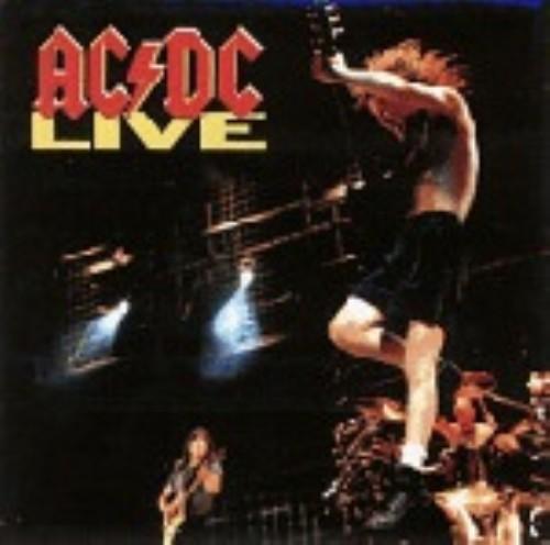 【中古】AC/DC ライヴ/AC/DC