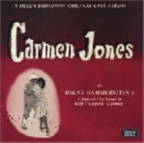 【中古】カーメン・ジョーンズ〜オリジナル・ブロードウェイ・キャスト盤/ミュージカル