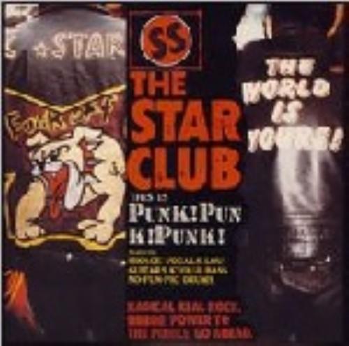 【中古】PUNK!PUNK!PUNK!/THE STAR CLUB