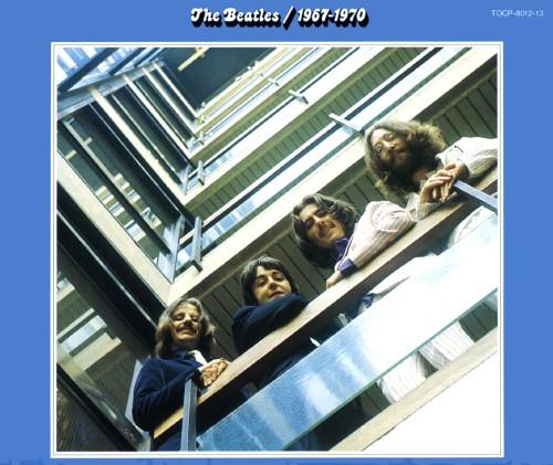 【中古】ビートルズ/1967年〜1970年(青盤)/The Beatles