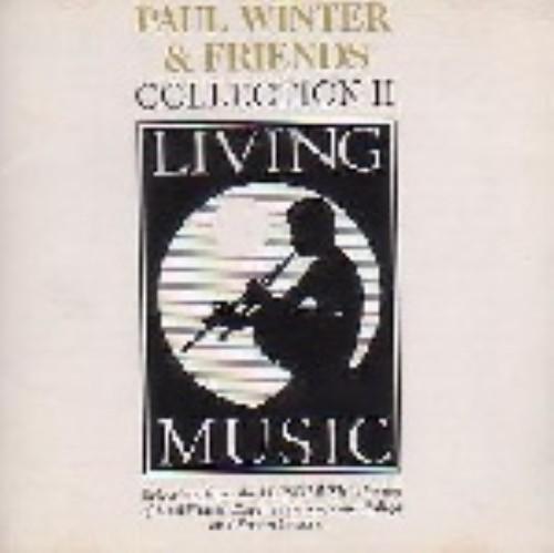 【中古】リビング・ミュージック・コレクション/ポール・ウィンター&フレンド