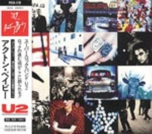 【中古】ACHTUNG BABY/U2