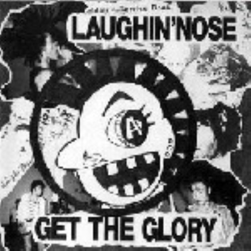 【中古】LAUGHIN'NOSE INDIE OMNIBUS'81〜'85/ラフィン・ノーズ