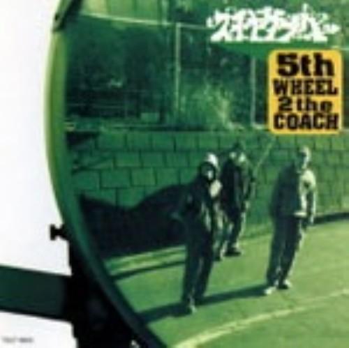 【中古】5th WHEEL 2 the COACH/スチャダラパー