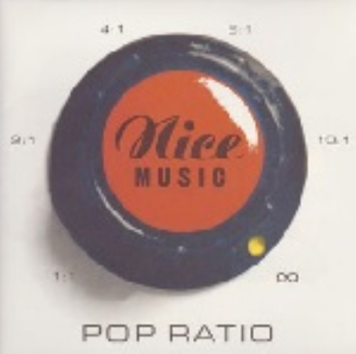 【中古】POP RATIO/nice music