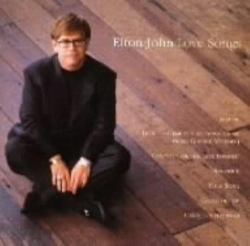 【中古】Love Songs〜キャンドル・イン・ザ・ウインド/エルトン・ジョン