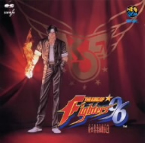 【中古】THE KING OF FIGHTERS '96/ゲームミュージック