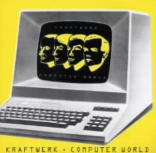 【中古】コンピューター・ワールド/クラフトワーク