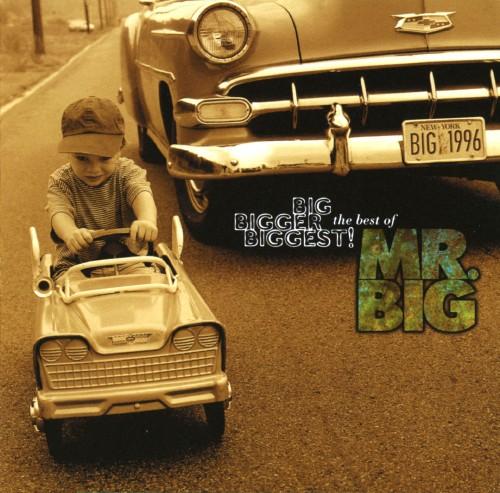 【中古】ザ・ベスト・オブ MR.BIG/MR.BIG