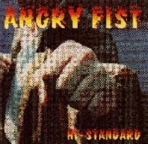 【中古】ANGRY FIST/Hi−STANDARD