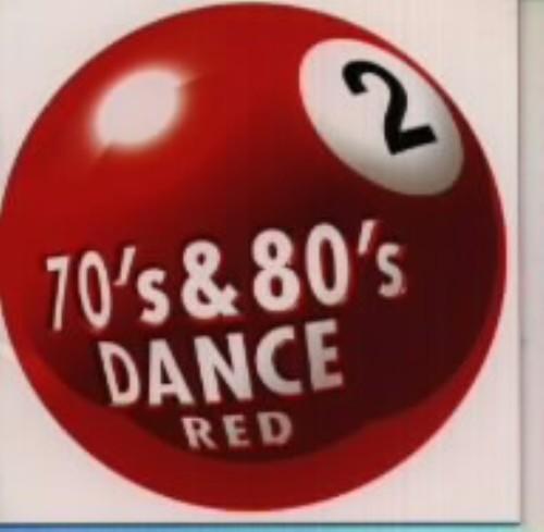 【中古】70'S & 80'S DANCE RED/オムニバス