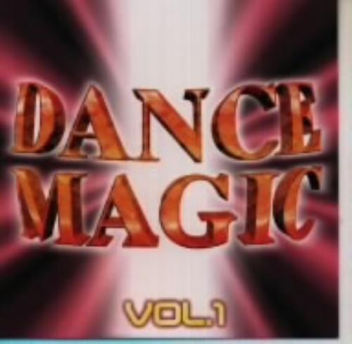 【中古】ダンス・マジック Vol.1/オムニバス