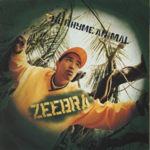 【中古】THE RHYME ANIMAL/ZEEBRA