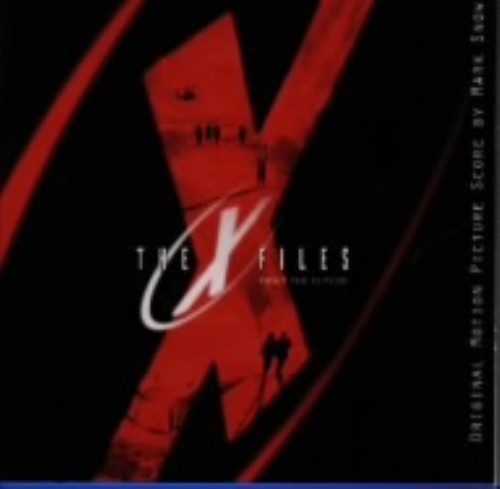 【中古】X−ファイル ザ・ムービー:オリジナル・スコア・アルバム/サントラ
