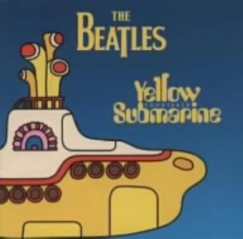 【中古】イエロー・サブマリン〜ソングトラック〜/The Beatles