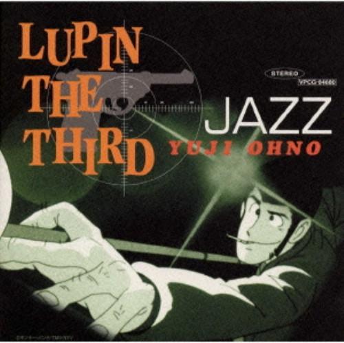 【中古】LUPIN THE THIRD「JAZZ」/大野雄二トリオ